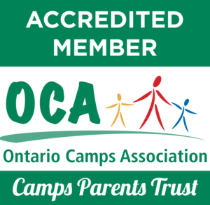 Ontario Camps Association (OCA) Accredited Member Logo